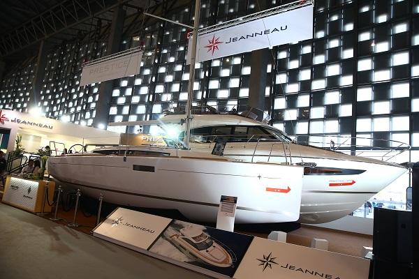 jenneau yachts china