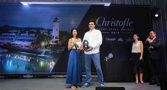 christofle yacht style award