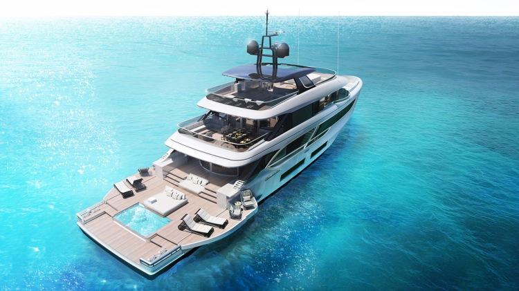 benetti yachts oasis
