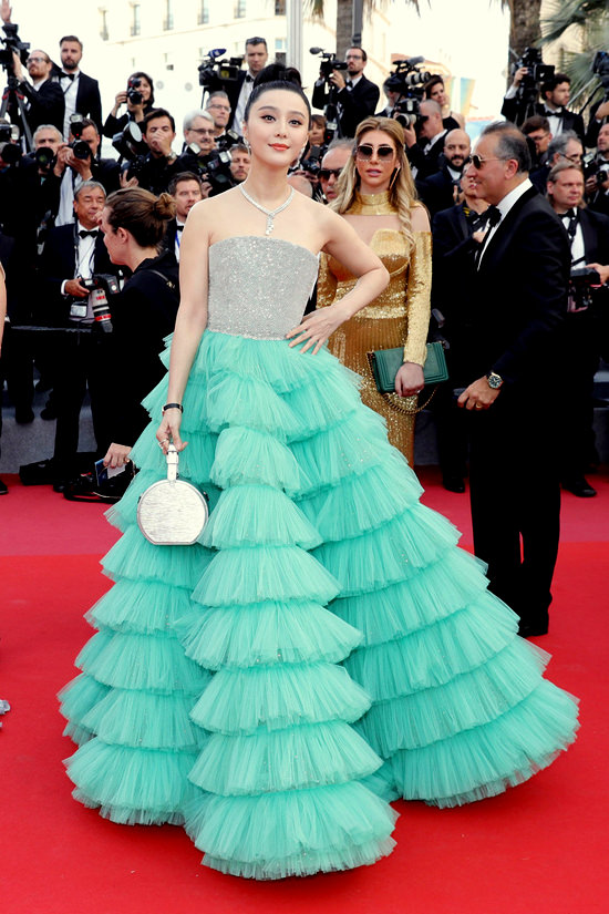 fan bingbing cannes