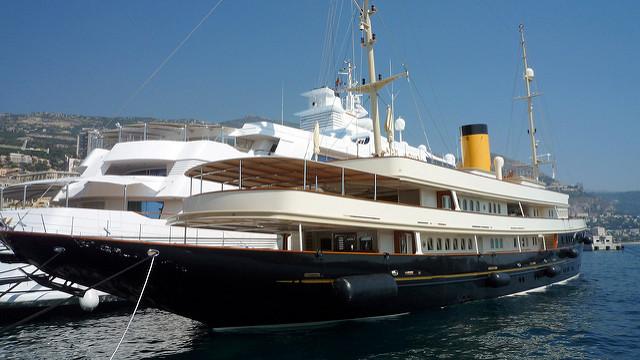 yacht nero