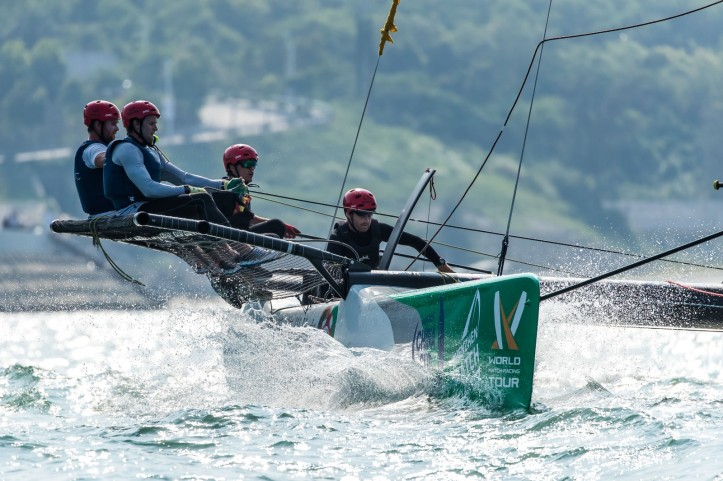 china cup sailing regatta