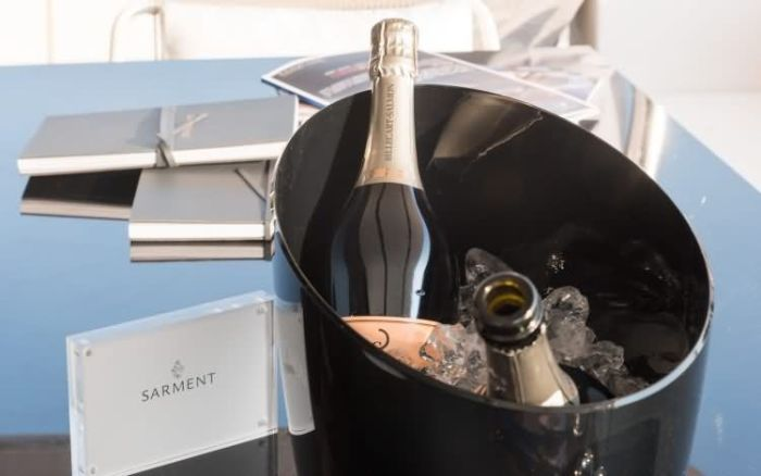 sarment champagne