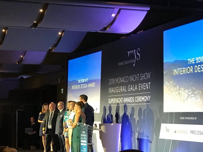 MYS superyacht awards