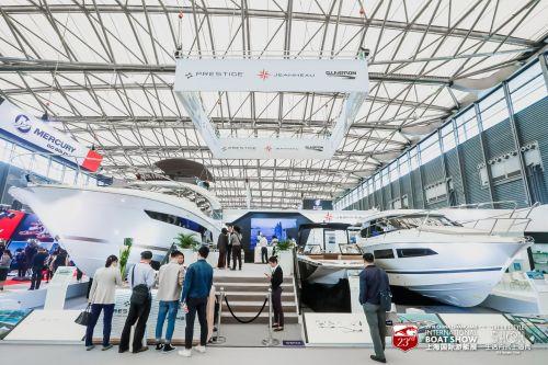 yacht companies china boat show